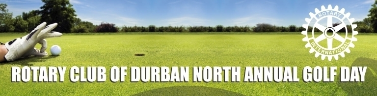 Rotary Club of Durban North Golf Day